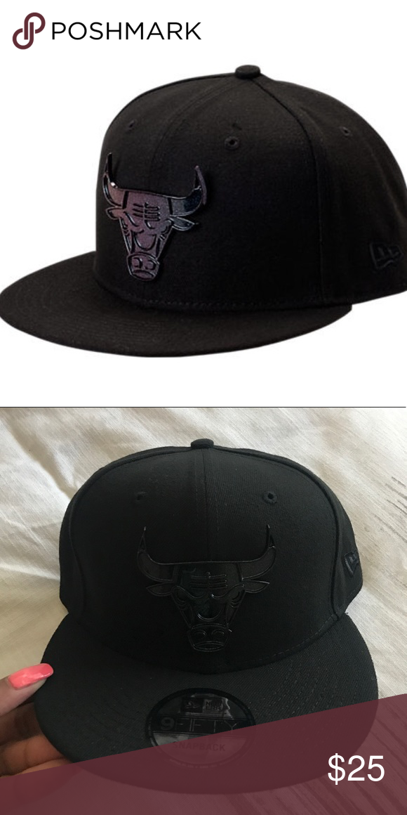 the best attitude 1e680 bdc06 New Era Chicago Bulls NBA Speckle Sheen Snapback Give your superfan look a  luxe vibe in
