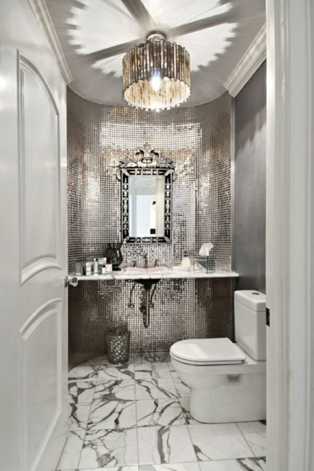 Glam Interior Design Inspiration To Take From Pinterest   How To Decorate  Your Home Glamorously