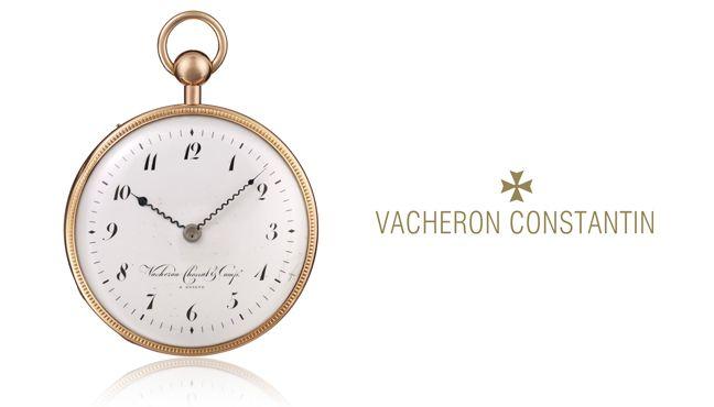 Vacheron Constantin the Sound of Time.