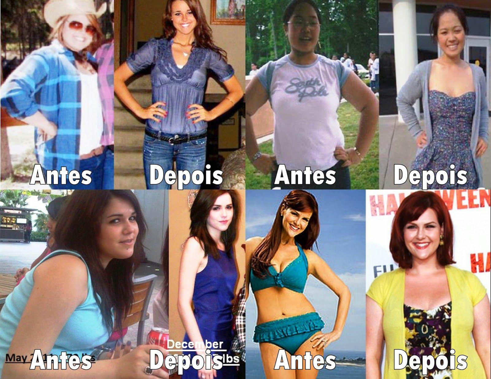 35 Fotos De Meninas Que Perderam Muito Peso Sem Cirurgia Peso