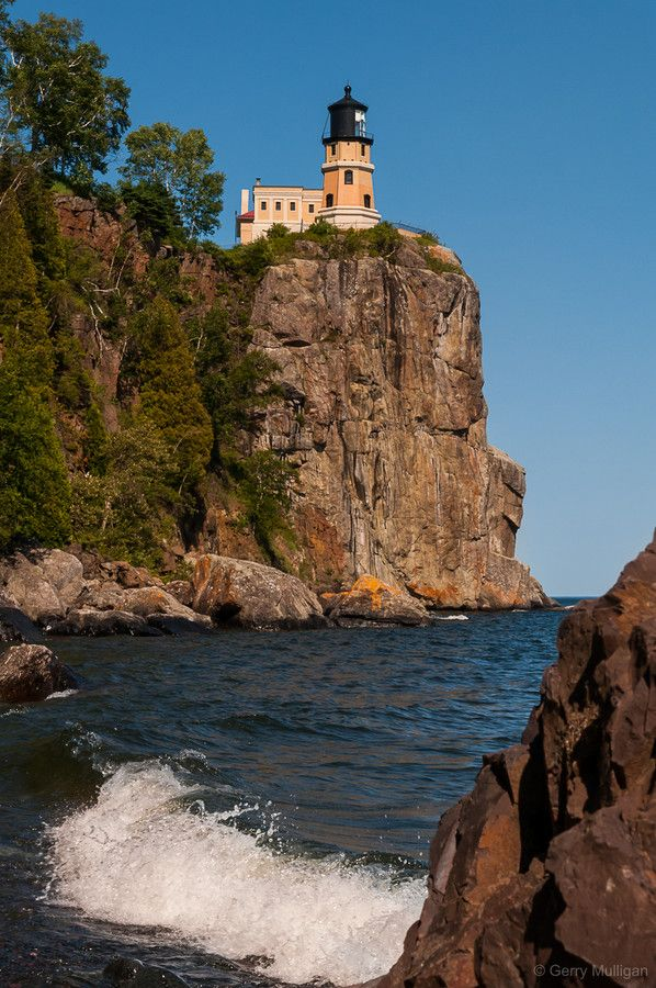 Split Rock Lighthouse by Gerry Mulligan on 500px