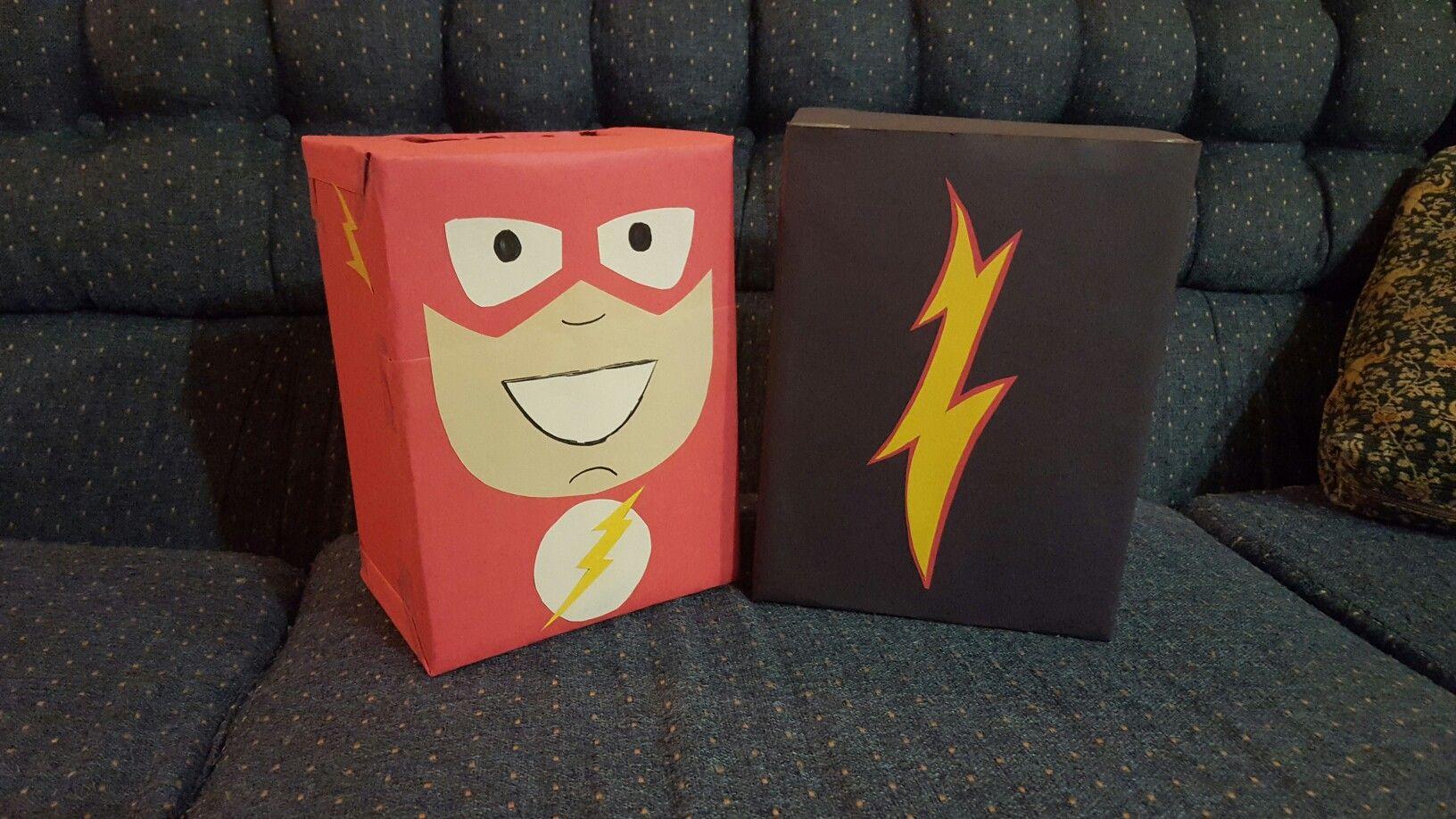 The Flash The Rival Valentine Boxes Valentine S