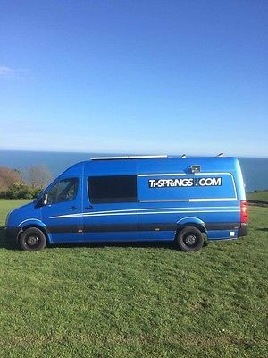 EBay Vw Crafter Motorhome Campervan Motocross Race Van Mountain