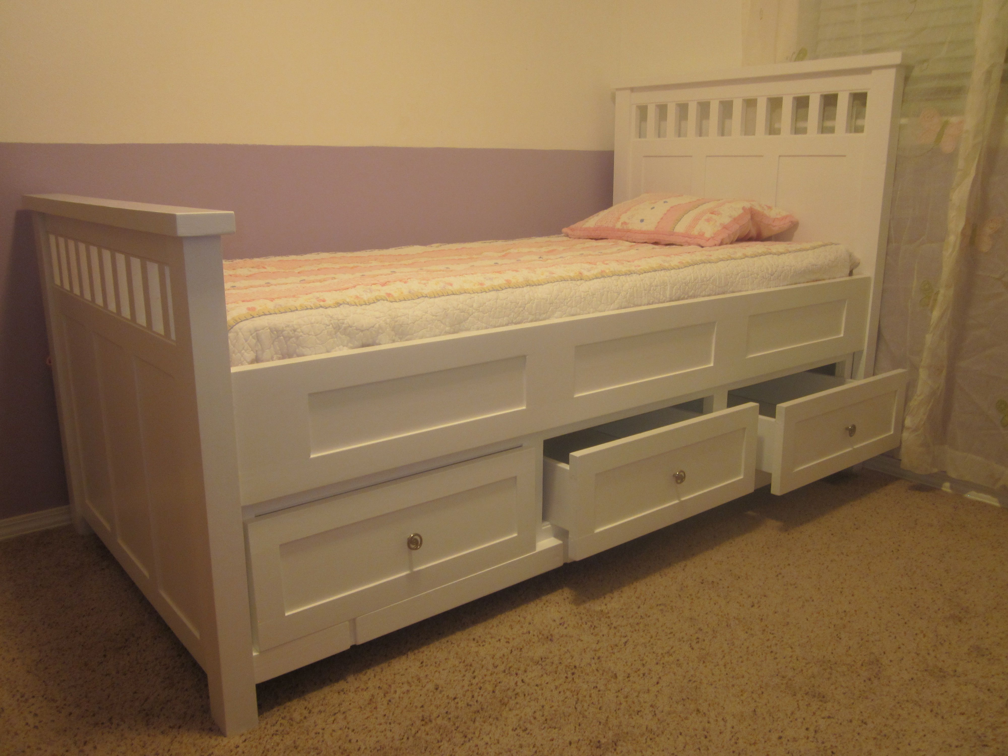 Single Bed Frame With Drawers Khcjzpg Bed Frame With Drawers Twin Bed Frame Cheap Bed Frame