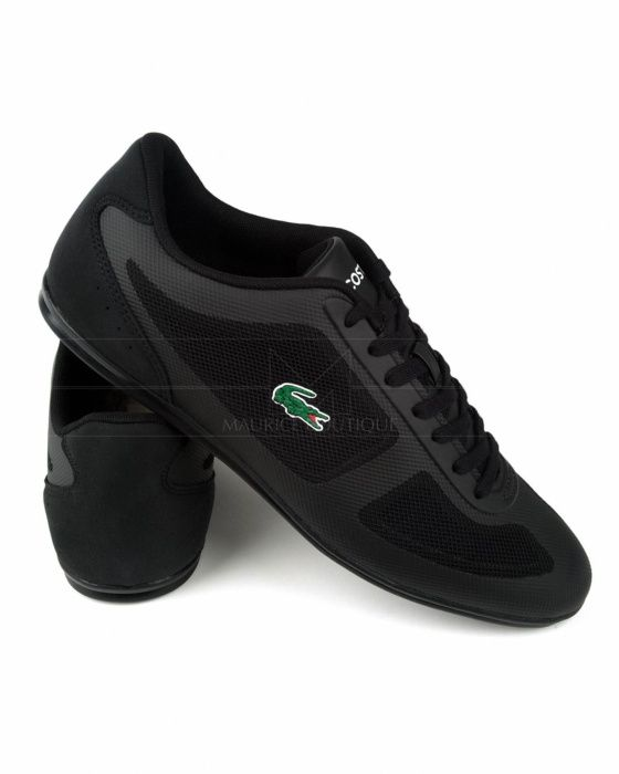 Zapatillas Lacoste negras - Misano Evo Lacoste Trainers, Lacoste Shoes,  Wedged Trainers, Men s 7b26c8c843