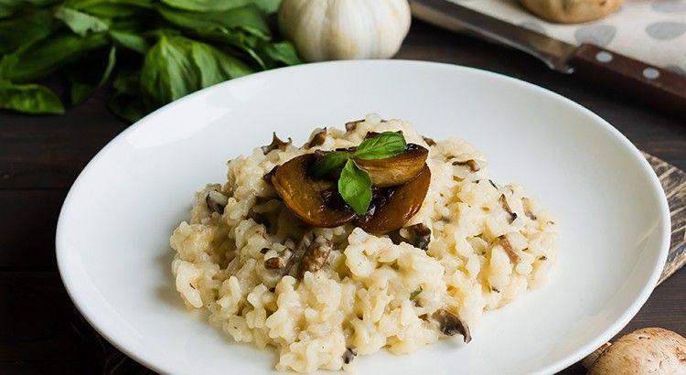 Pressure Cooker Mushroom Risotto Recipe Kitchen Warehouse Blog