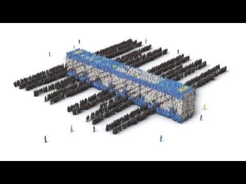 This is an animation to show the concept and installation of Schöck Isokorb® type K thermal break connection for reinforced concrete to reinforced concrete.
