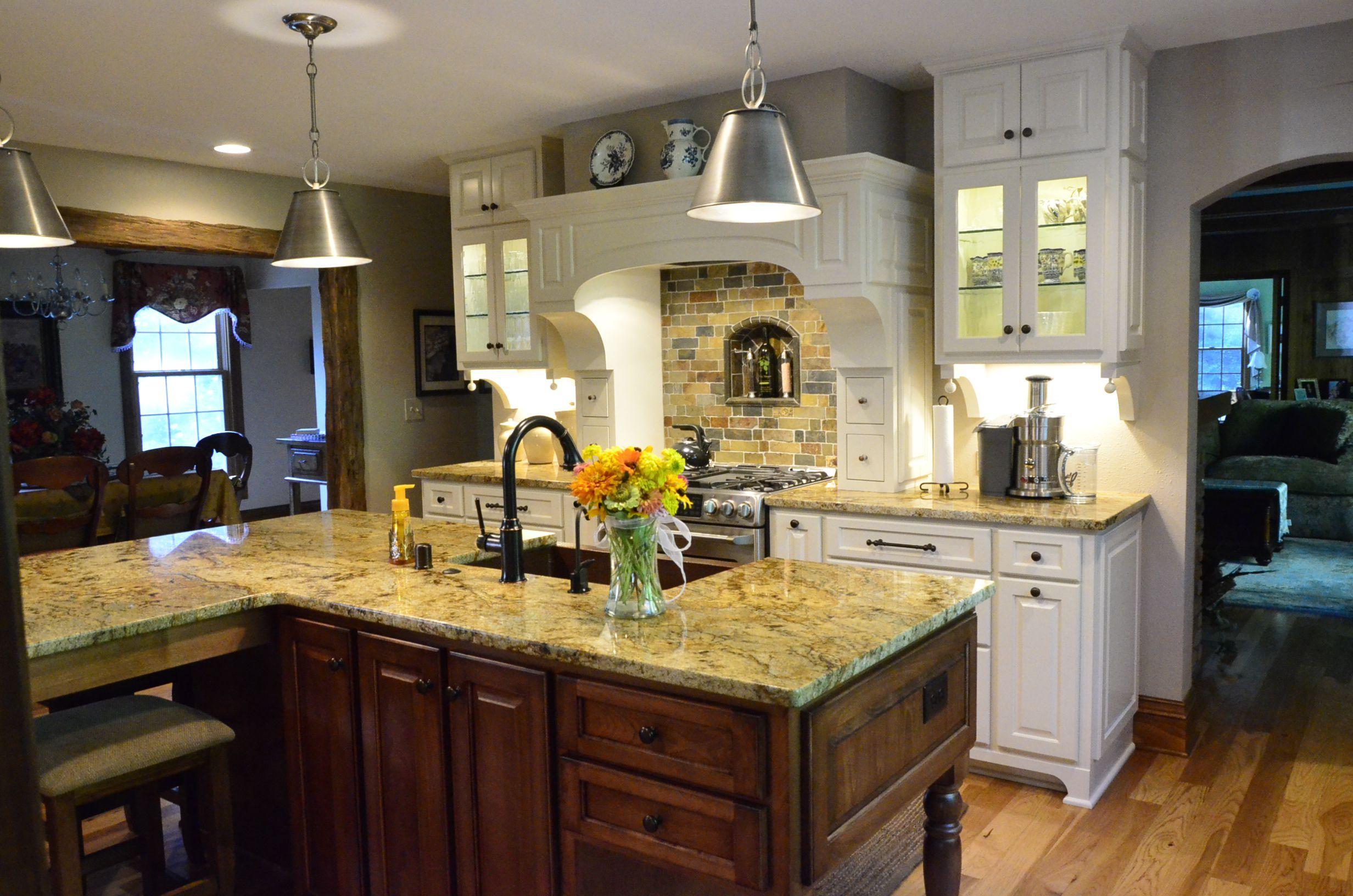 High End Küche Schränke Küchen rustikal, Küche, Moderne