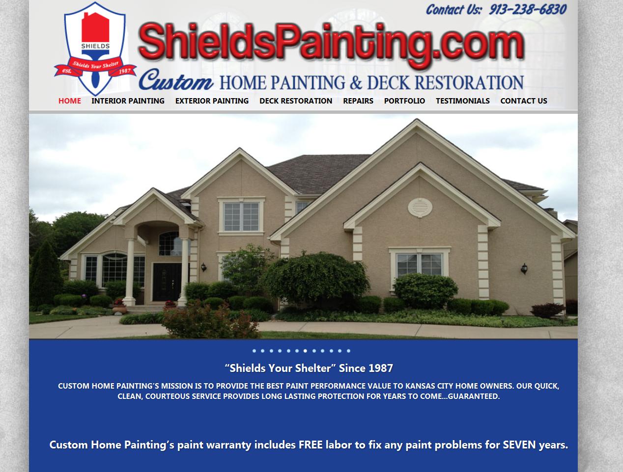 Shields Painting http://shieldspainting.com/site/