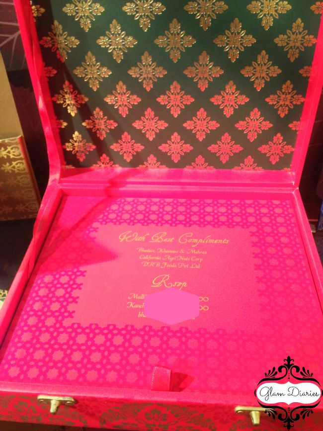 17 Best images about Indian wedding invitations – Indian Wedding Invitation Ideas