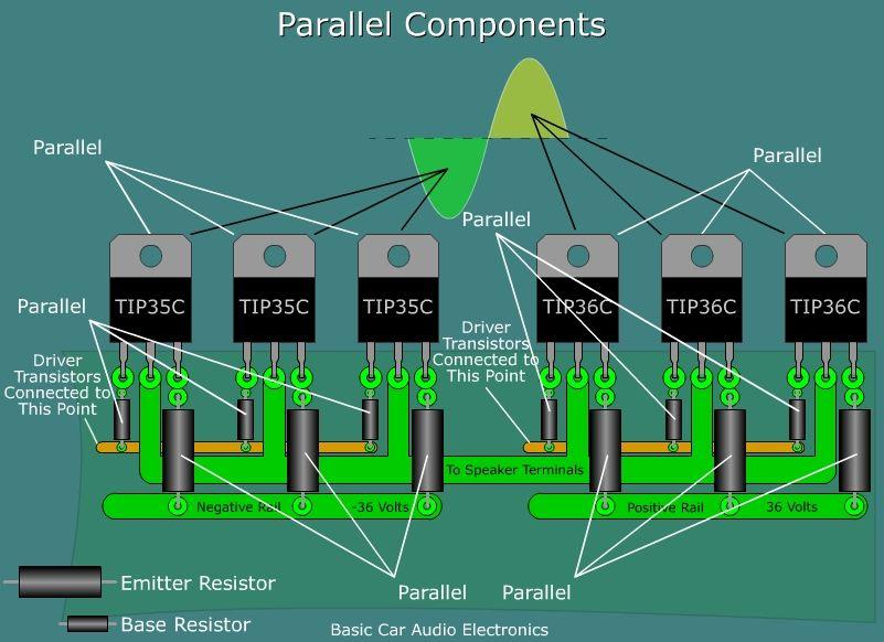 Bcae1. Com car amplifier repair tutorial the basics.