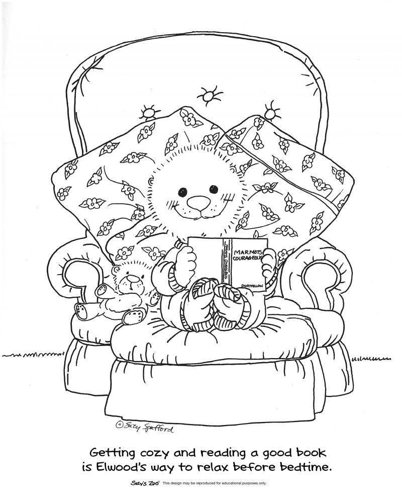 Suzy S Zoo Coloring Pages Elwood Zoo Animal Coloring Pages Zoo Coloring Pages Animal Coloring Pages [ 1000 x 800 Pixel ]