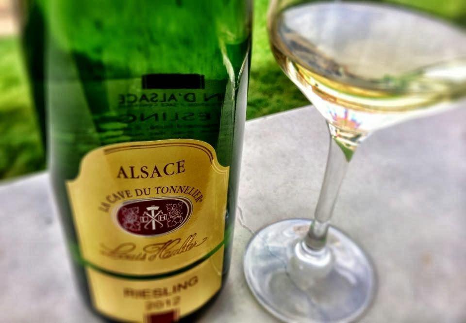 El Alma del Vino.: Louis Hauller Riesling 2012.