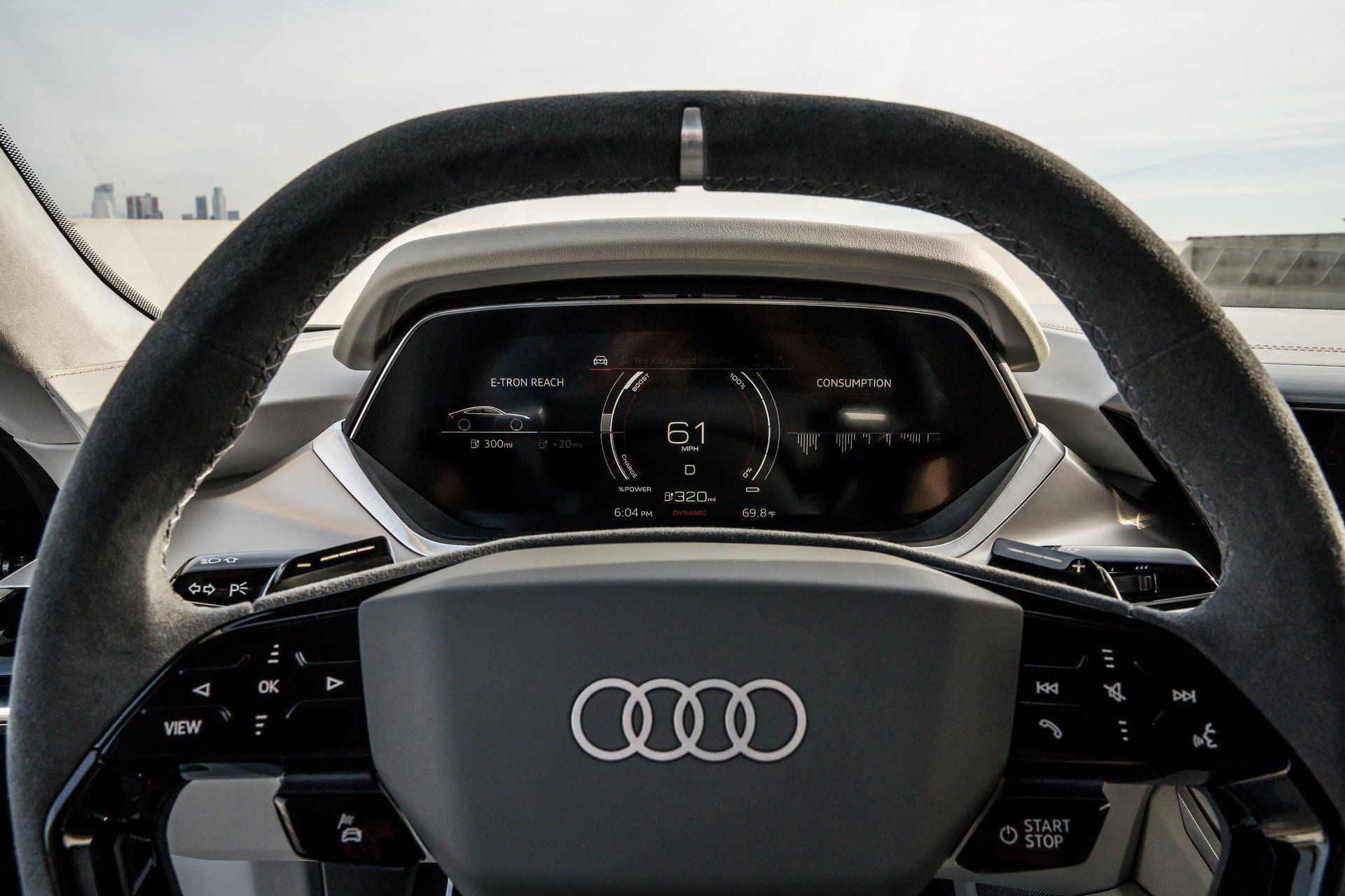 The Streamlined Audi E Tron Gt Looks Like It Was Inspired By A Wind Tunnel Test In 2020 Audi E Tron E Tron Audi