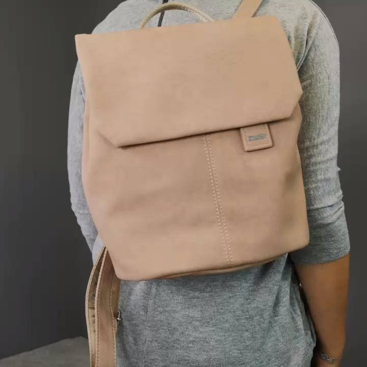 Damen Rucksack klein und fein – passend zu jedem Outfit