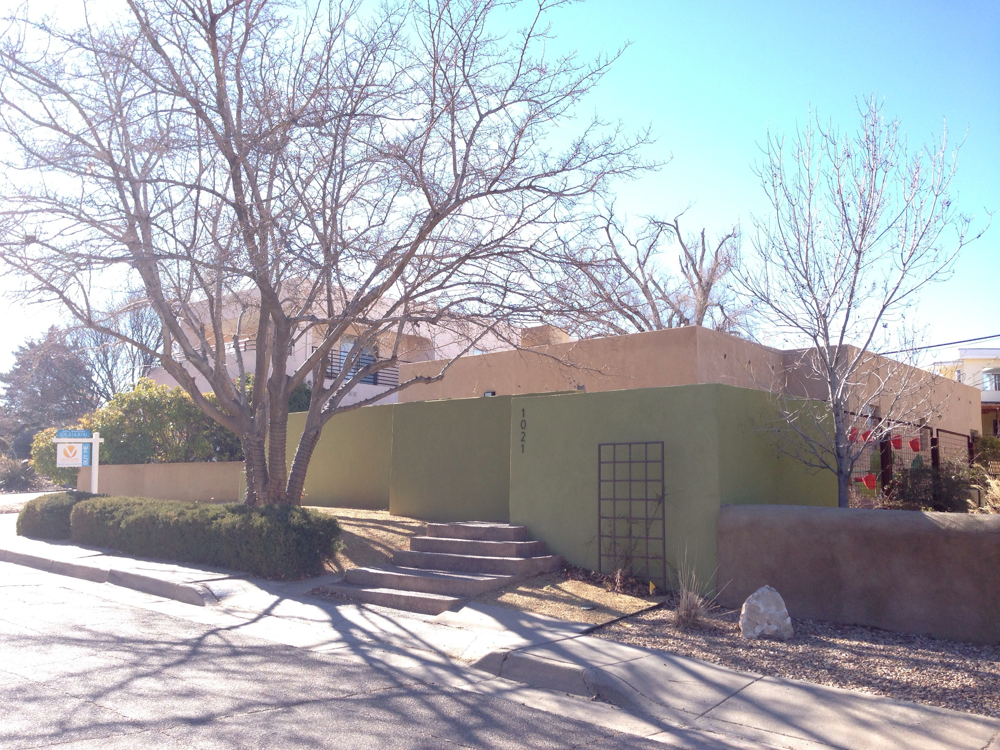 1021 Adams Se Albuquerque Nm Ridgecrest Dream Home Nob Hill