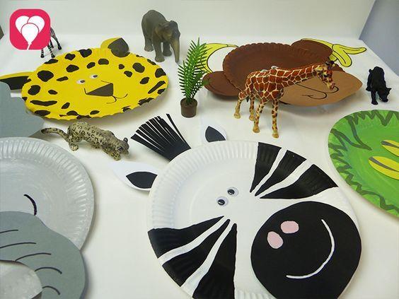 So kannst Du tierische Masken basteln – balloonasBlog