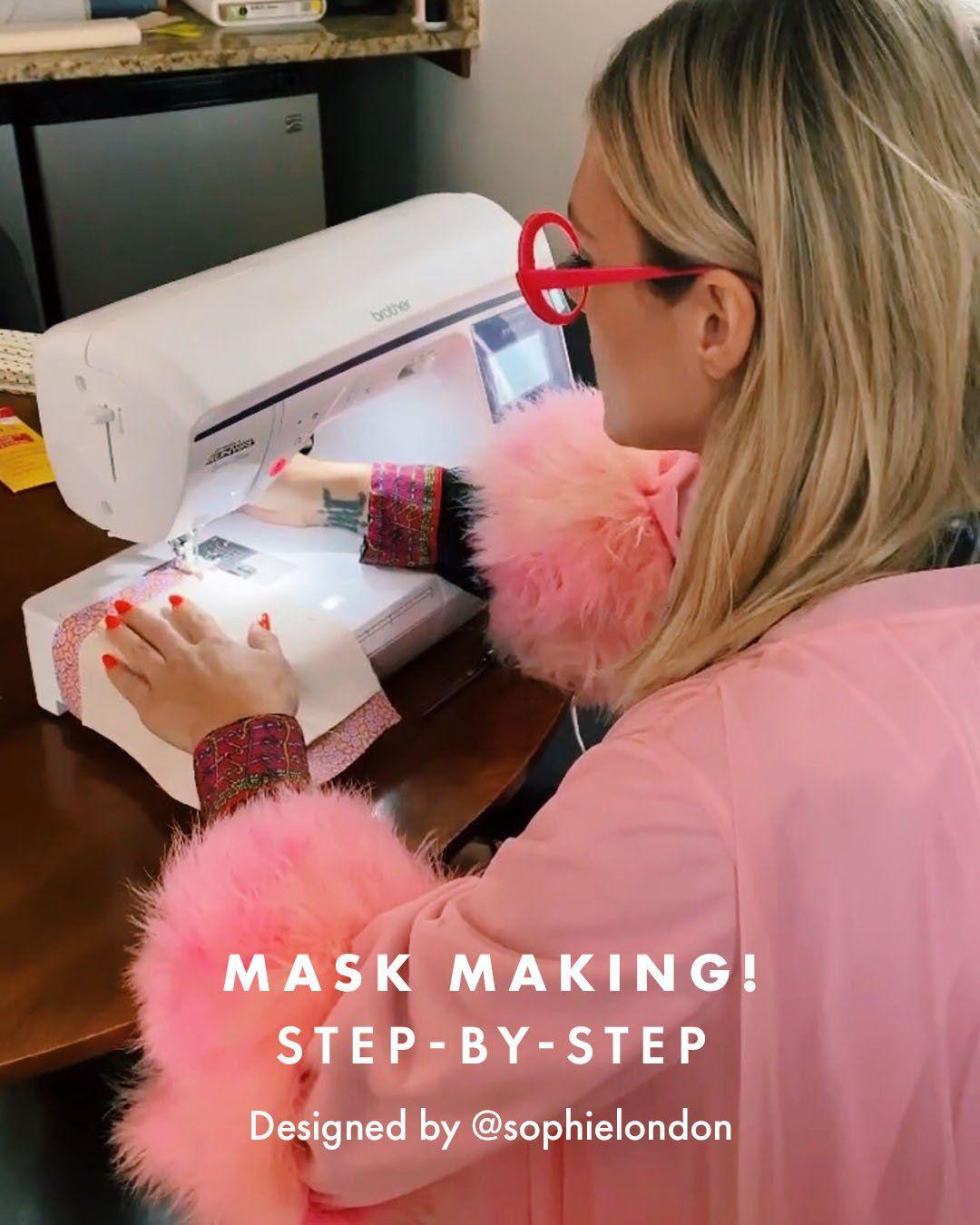DIY Face Mask Tutorial in 2020 Face mask tutorial, Mask