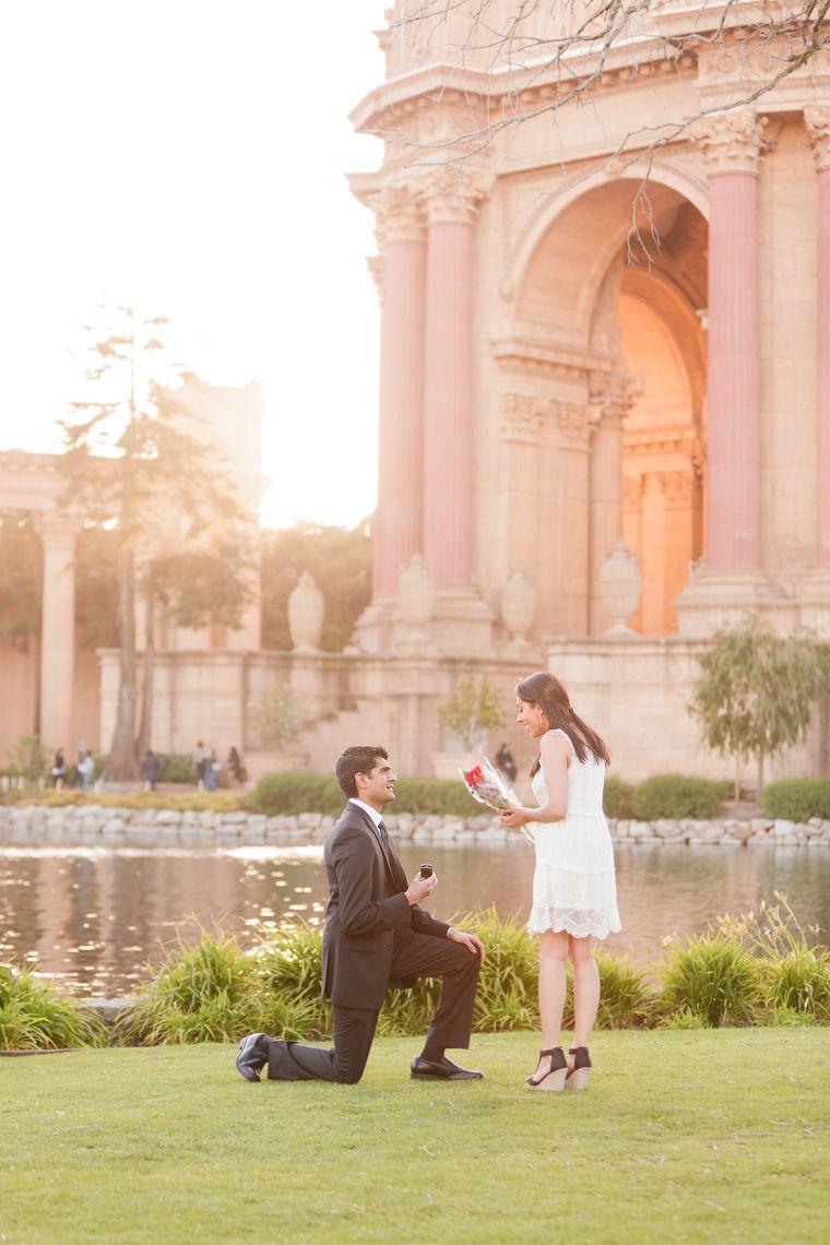 San Franciso Marriage Proposal Photography Harika Bhargava Francisco Carmel Napa Valley Photojournalistic Wedding Photographer