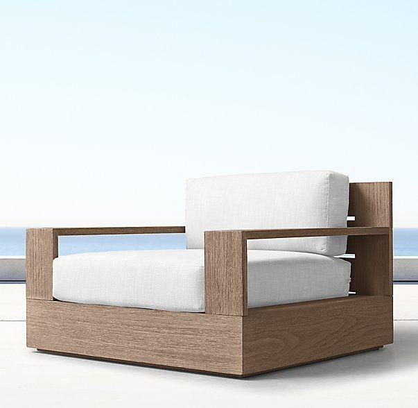 Marbella Teak Classic Lounge Chair Interior In 2019