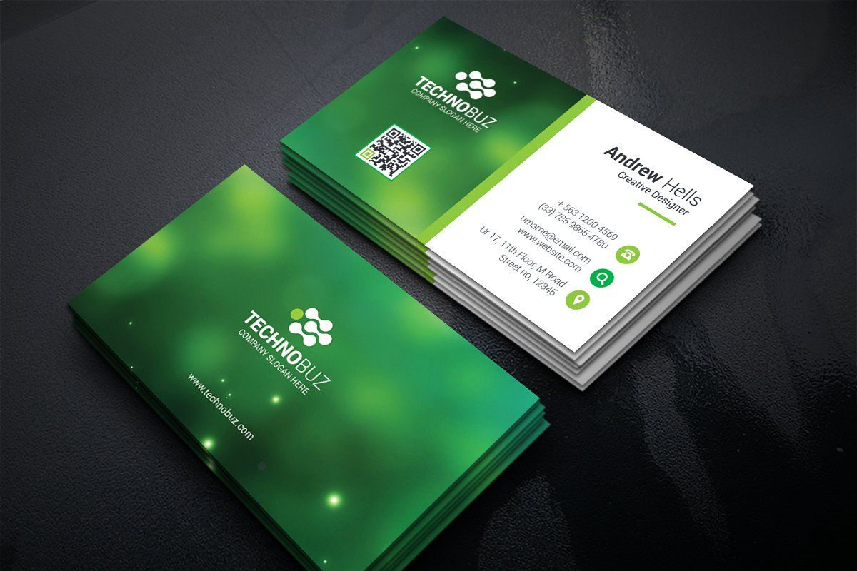 Creative Business Card Business Cards Creative Calling Card Design Simple Business Cards