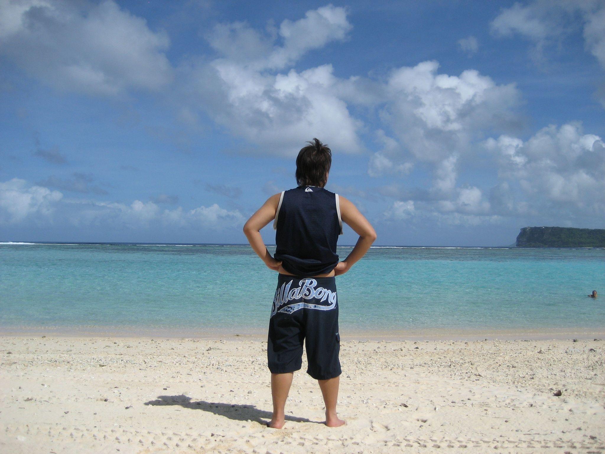 Guam , diving