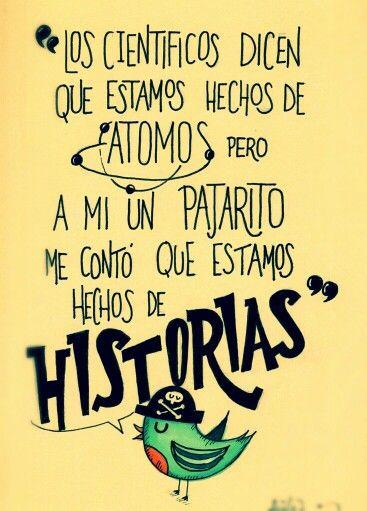 Somos nuestras historias