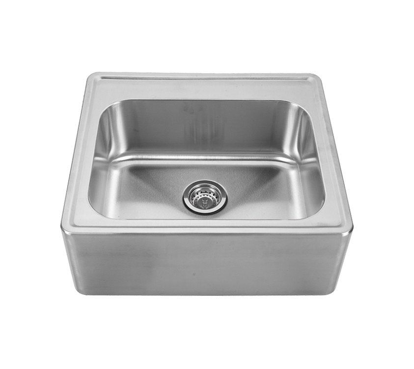 Stainless Farmhouse Sink 25 Single Bowl Sound Insulated