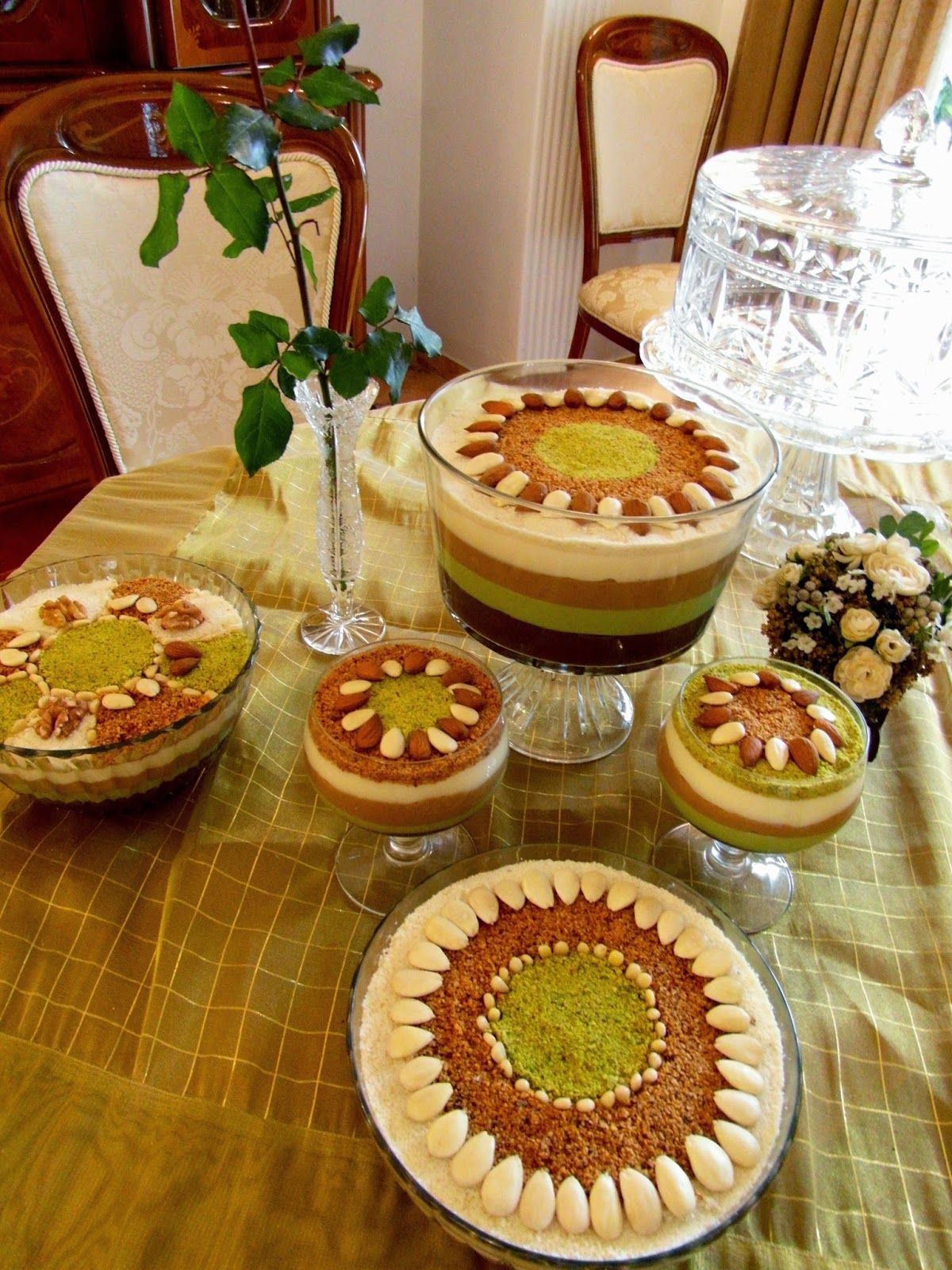 Assida arc en ciel recettes de cuisine tunisienne for Recette assida zgougou