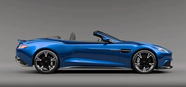 2018 Aston Martin Vanquish Volante S Cars Pinterest Aston