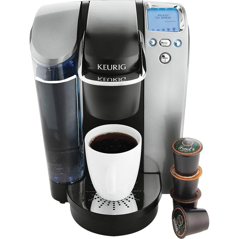 Coffee Maker Carafe And Single Cup Keurig B70 Platinum Brewing System Find Out More Details By