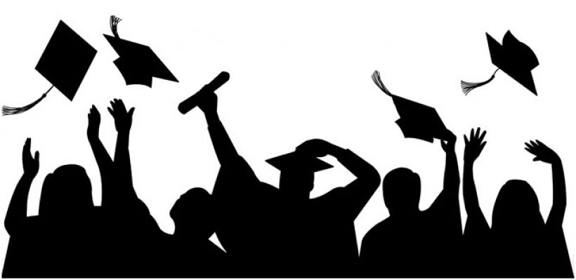 Graduation Clipart 2016