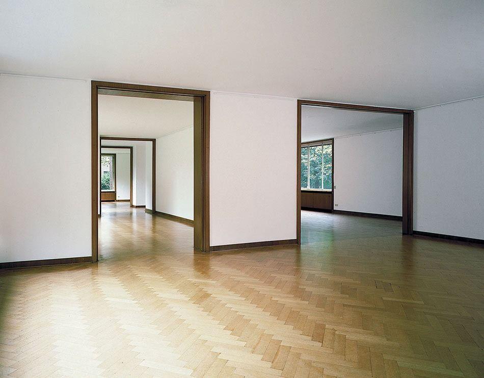 Mies Van Der Rohe Haus Lange Und Haus Esters Krefeld Germany