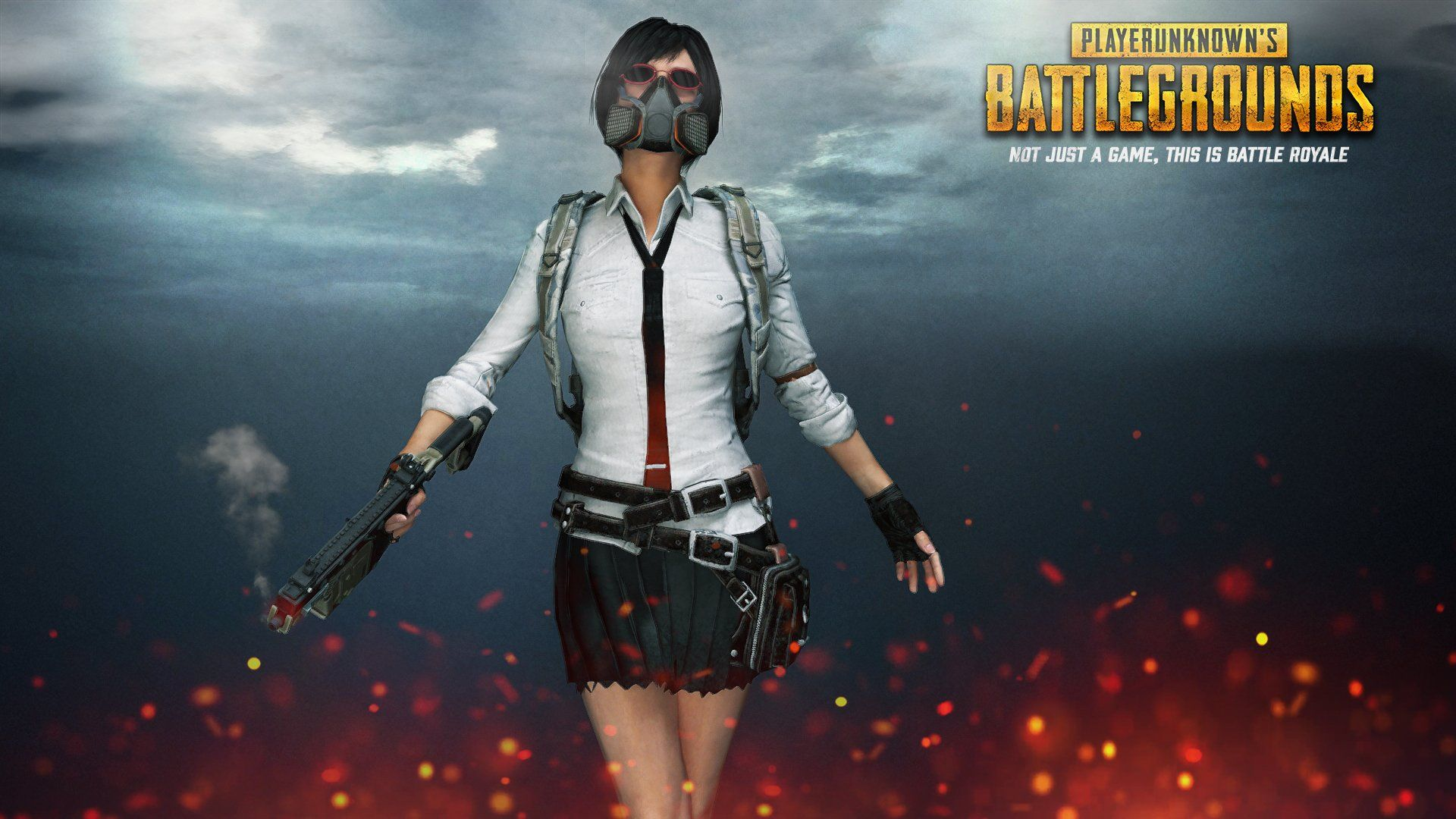 Video Game PlayerUnknown's Battlegrounds Wallpaper