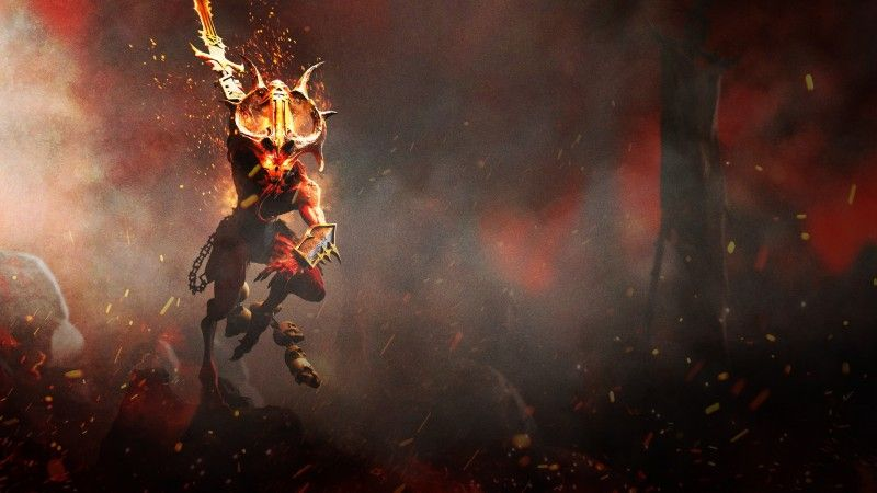 Diablo Fans Should Pay Attention To Warhammer Chaosbane Warhammer Warhammer Fantasy The Magicians