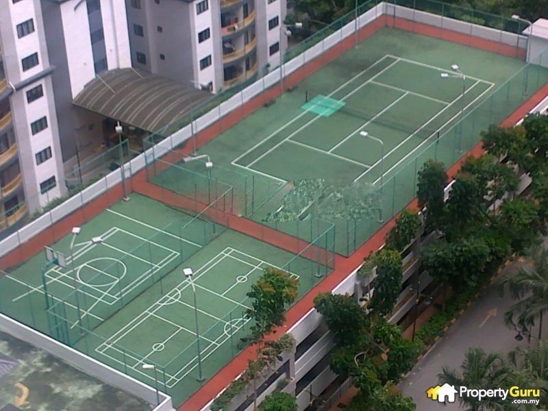 Sri Putramas 1 Few Unit In Hands Condominium For Sale Locate Sri Putramas 1 Jalan Kuching First Come Tennis Court Basketball Floor Basketball Knee