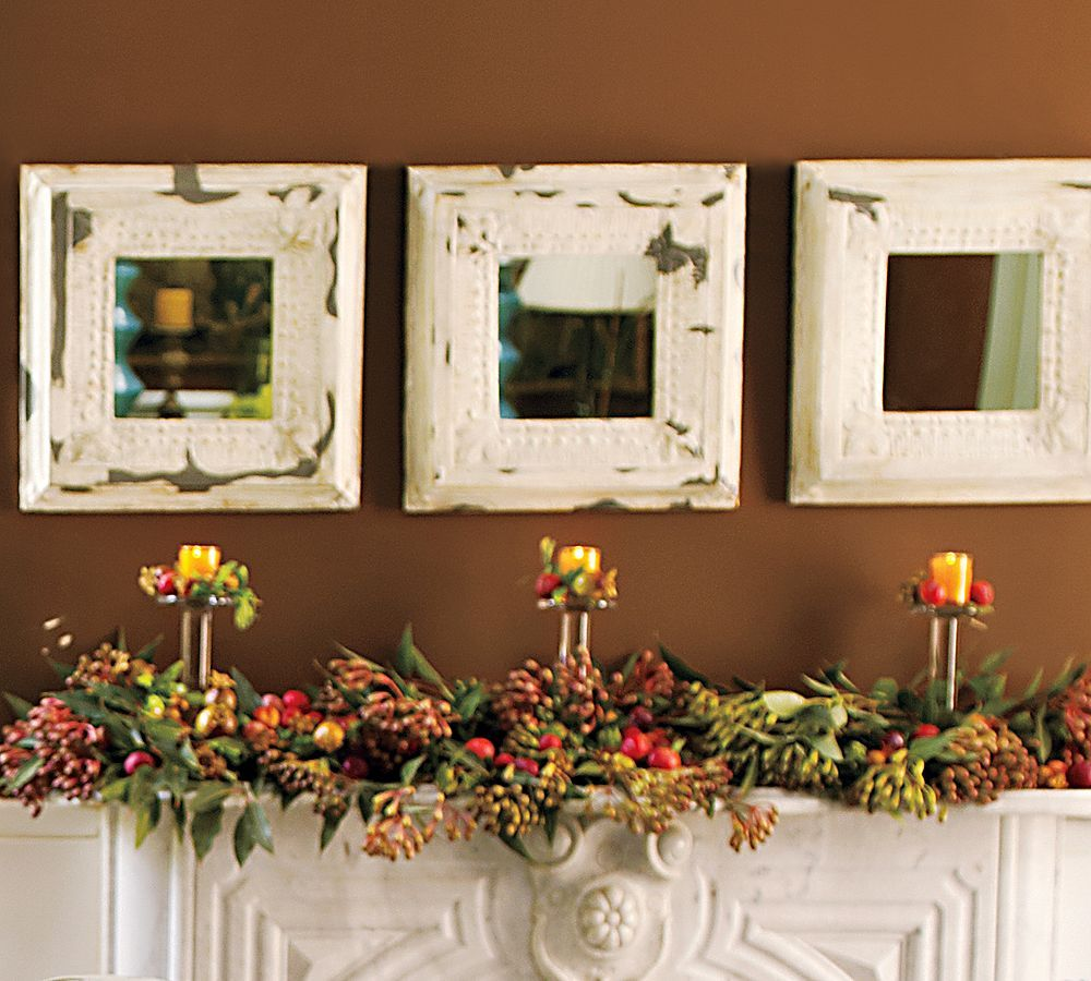 Pb Knock Off Mirrors Mad In Crafts Pottery Barn Diy
