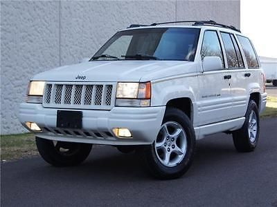 Ebay 1998 Jeep Grand Cherokee Limited 4x4 Leather Limited 5 9l Zj 4wd Runs Jeep Jeeplife Proyectos