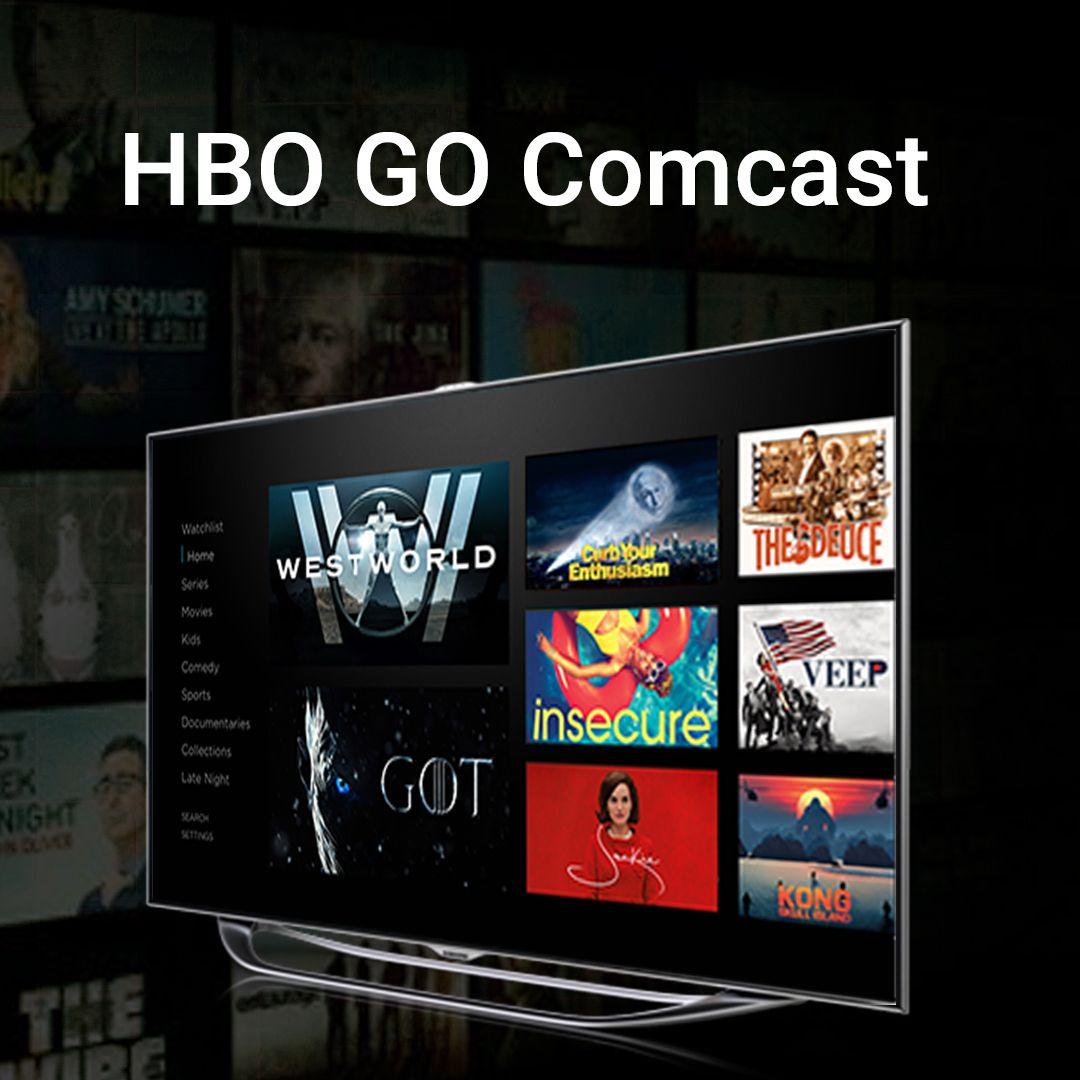 How Do I Access HBO GO Comcast Comcast Login Hbo go