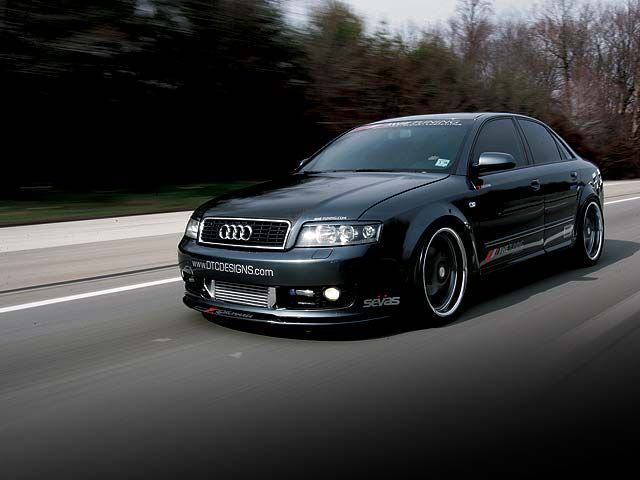 audi a4 tuning modified audi a4 b6 cars motorcycles. Black Bedroom Furniture Sets. Home Design Ideas