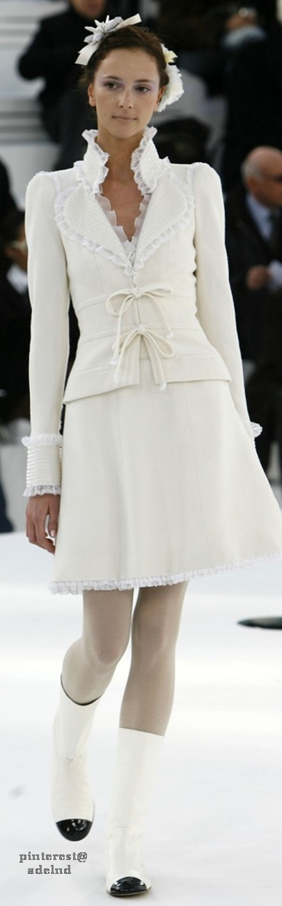 Chanel Spring 2006 Couture