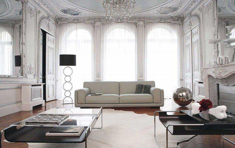canapé design sofa fauteuil roche bobois divan salon ...