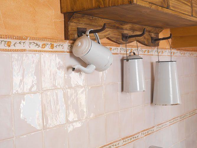 Azulejos cerámicos coleccion monocolores blanco estancias: cocinas ...