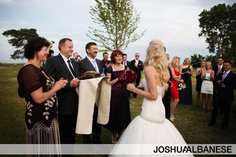 Lithuanian Wedding Traditions Photographed By Joshua Albanese Joshuaalbanese
