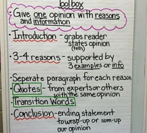 Strategy Charts Opinion Writing Anchor Charts Persuasive Writing Writing Lessons