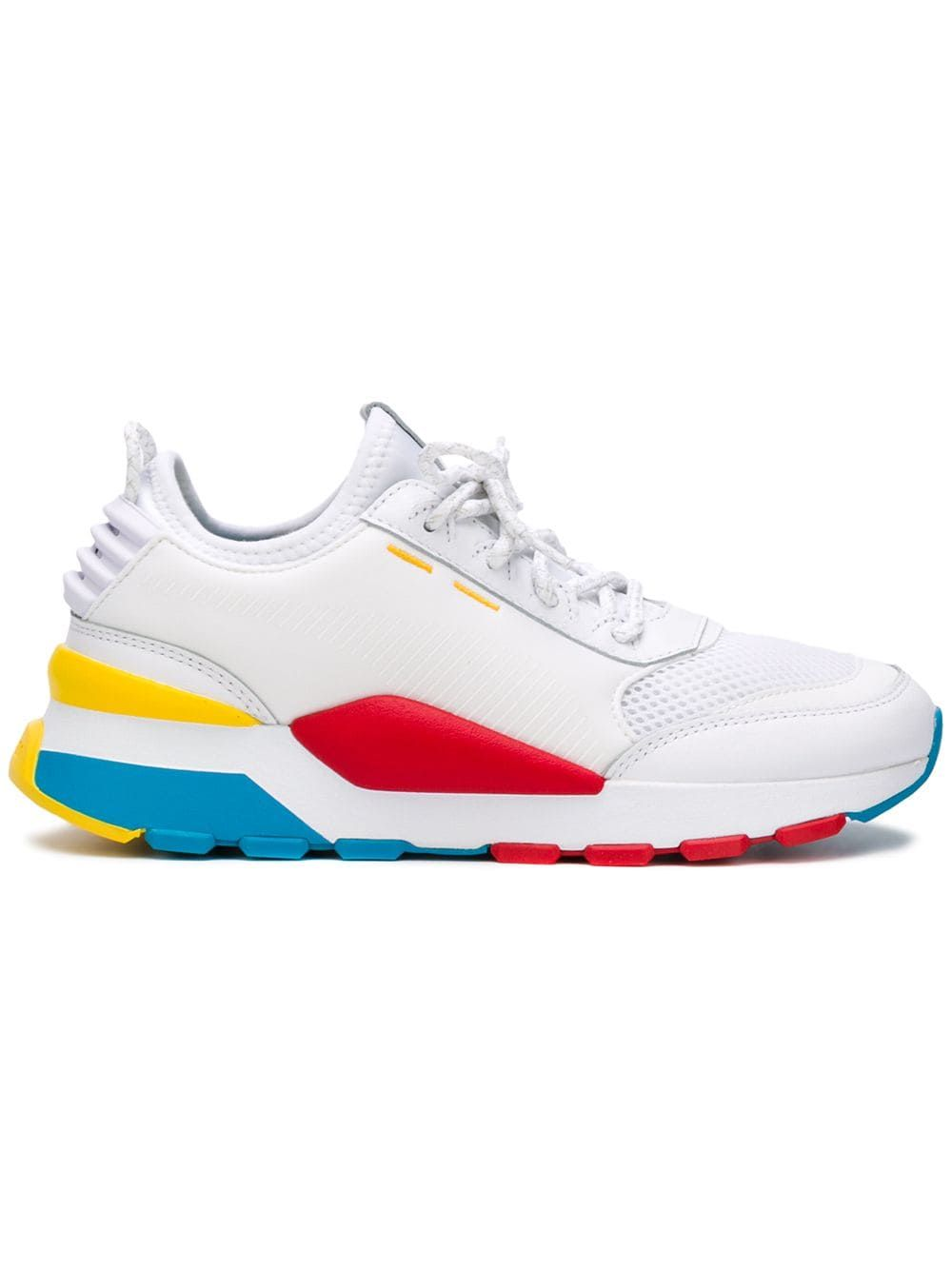 217dd7da2f PUMA PUMA RS-0 PLAY SNEAKERS - WHITE.  puma  shoes
