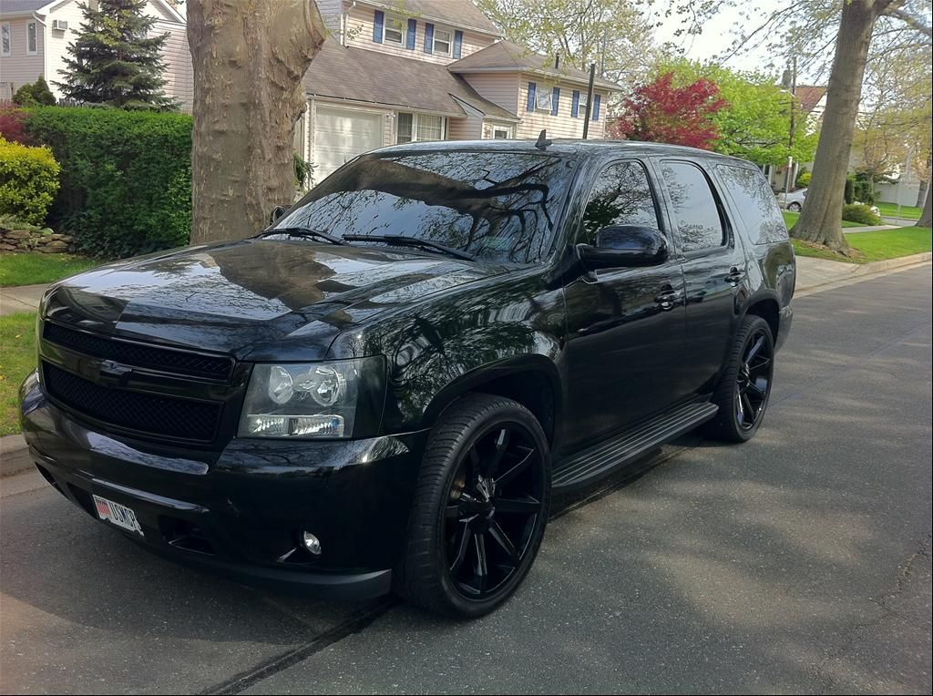 pin by sarah mcdermott on cars 2007 chevrolet tahoe. Black Bedroom Furniture Sets. Home Design Ideas