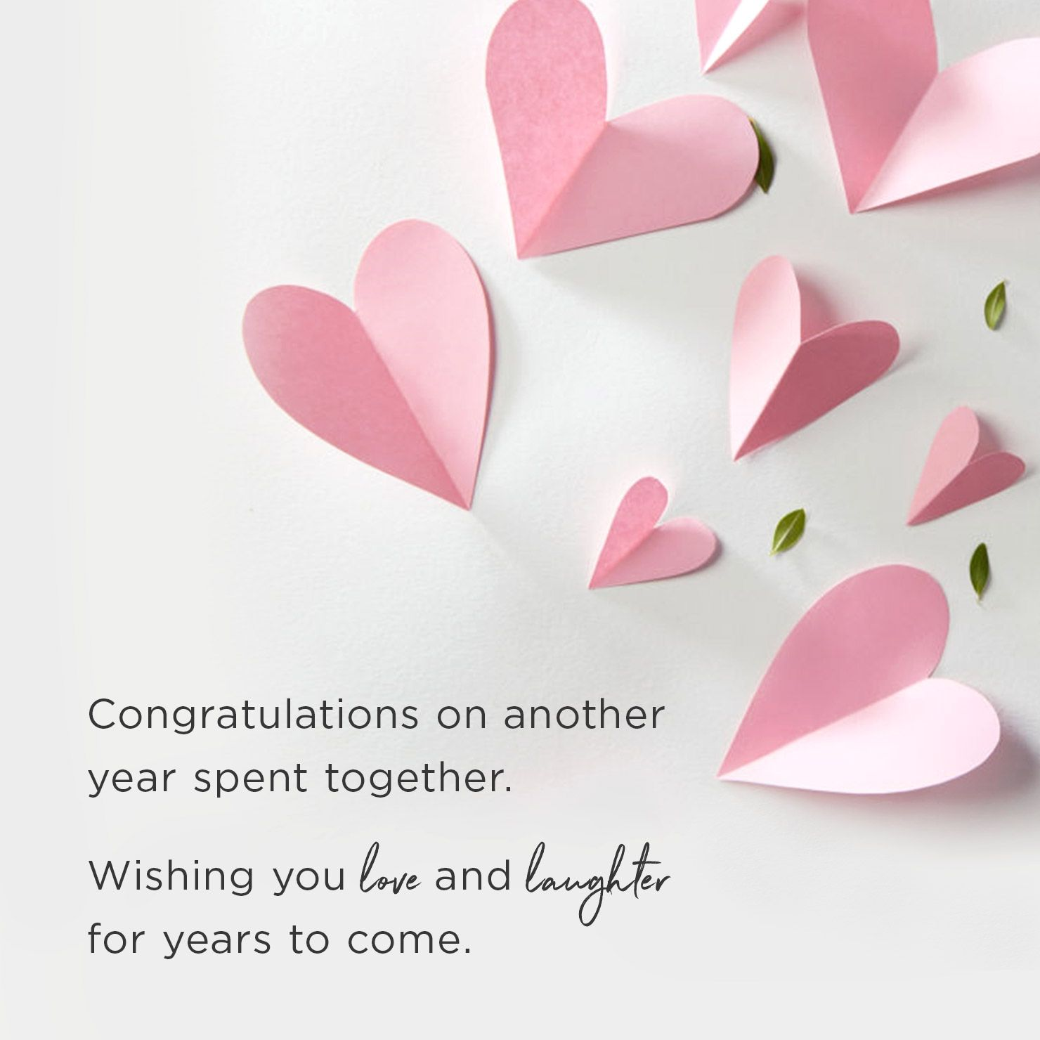 Wedding Anniversary Cards For Wife Free Download Design Happy