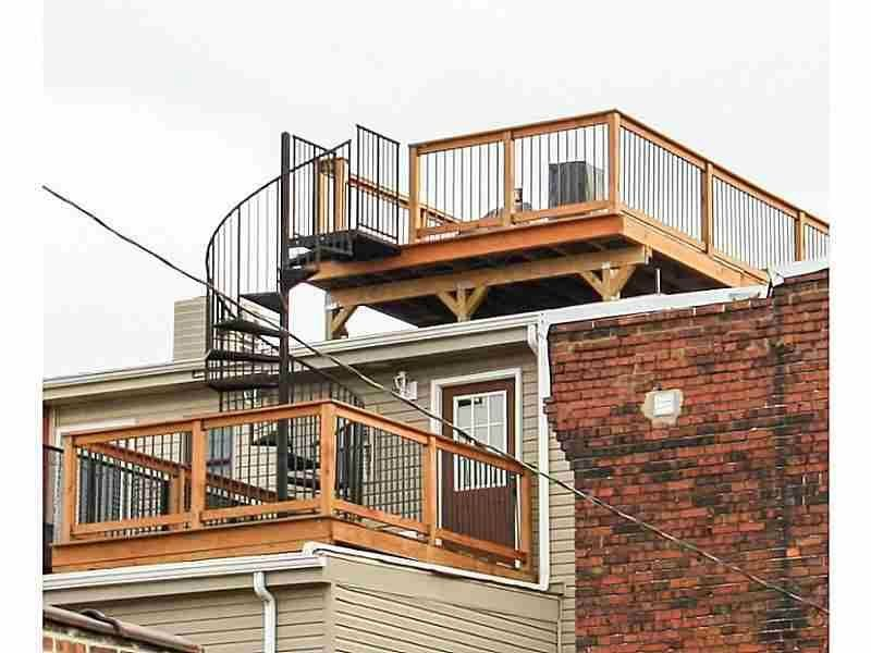 Best Pin By Carrie Dobmeier On House In 2019 Rooftop Deck 400 x 300