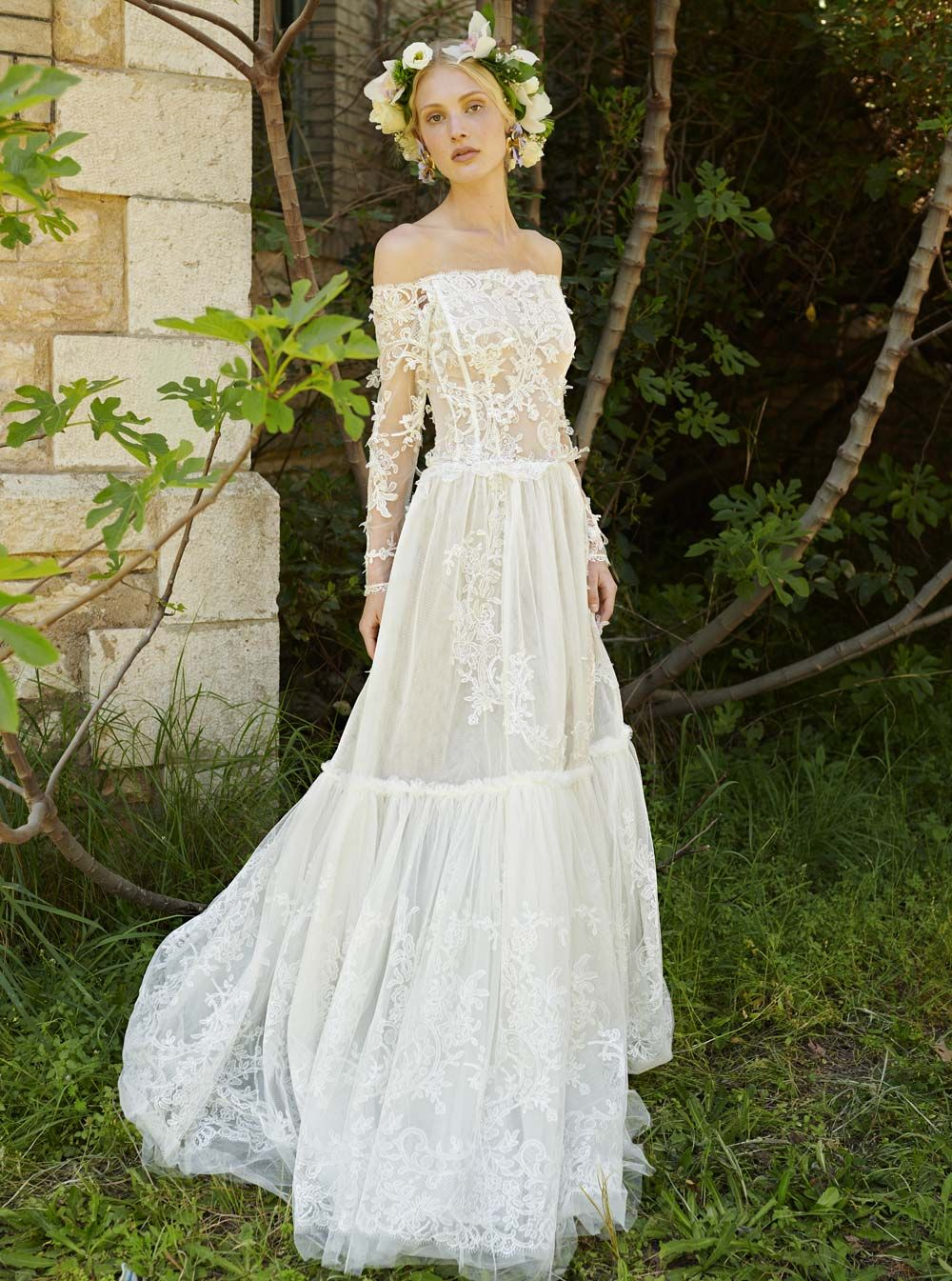 5 Boho Chic Beach Wedding Dress Designers Hawaii Wedding Gown Gallery It Bridesmaid Dresses Boho Beach Wedding Dress Designers Off Shoulder Wedding Dress